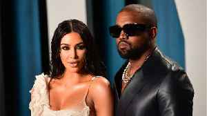 Kanye West Goes To All-Star Game, But Does Not Perform [Video]