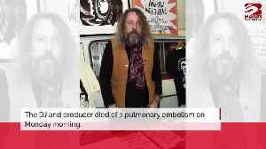 Screamadelica producer and DJ Andrew Weatherall dies aged 56 [Video]