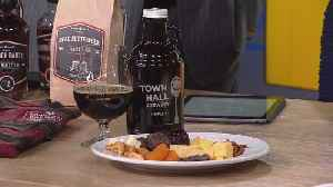 News video: Town Hall Brewery's Annual Barrel-Aged Week Is Back