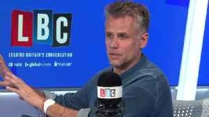 Richard Bacon opens up to Shelagh Fogarty about Caroline Flack [Video]