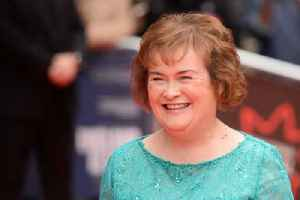 News video: Susan Boyle's team thought she'd been