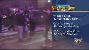 11 Kids Shot In Chicago Over The Weekend [Video]