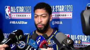 Lakers' All-Star Anthony Davis: 'The New Format Was Amazing' [Video]
