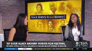 1st Ever Black History Month Film Festival Coming To Queens [Video]