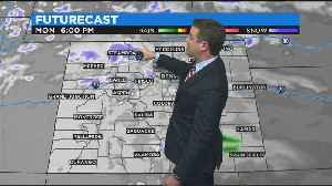 Front Range Snow Possible Tonight [Video]