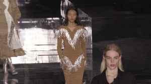 Burberry catwalk at London Fashion Week [Video]
