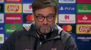 Klopp: Juve aren't favourites, PSG are! [Video]