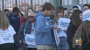 News video: Bernie Sanders' Richmond Rally Draws Huge Support Ahead Of Super Tuesday