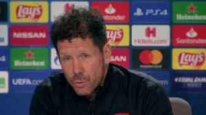 Simeone: I admire Klopp's Liverpool [Video]