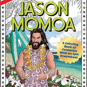 Get your hands on this Jason Momoa coloring book [Video]