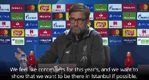 Klopp: Liverpool 'don't feel like the winners' of Champions League [Video]