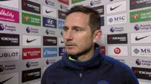 Lampard feels Maguire escaped red card [Video]