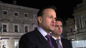 Leo Varadkar: Fine Gael preparing to go into opposition [Video]