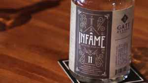 Mixology - Gate 11 Distillery with their new absinthe, Infame [Video]