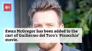 Ewan McGregor Is In The New 'Pinocchio' [Video]