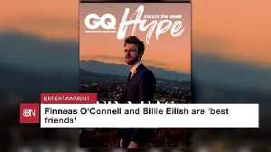 Finneas O'Connell And Billie Eilish Are A Dream Team [Video]