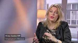 Sabisky's views not shared by Number 10, says Mims Davies [Video]