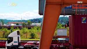 Jump Around! Check Out These Trampoline Acrobats Bouncing off Shipping Containers & Moving Trucks! [Video]