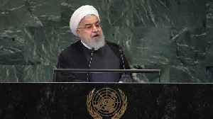 Iran's President Says Talks Are Possible If U.S. Rejoins Nuclear Deal [Video]
