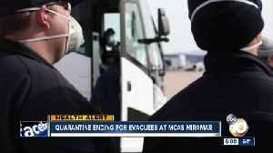 Quarantine ending at MCAS Miramar [Video]