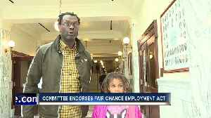 INSIDE THE STATEHOUSE: Committee endorses Fair Chance Employment act, now heads to full Senate [Video]
