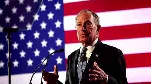 Democratic rivals take aim at billionaire Bloomberg [Video]