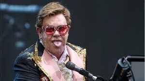 Elton John Apologizes For Cutting New Zealand Concert Short [Video]
