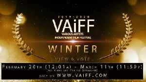 VAiFF Submission 'Ephemera' [Video]