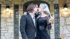 Suckers For Love! Couple Plan 'Vampire Wedding' [Video]