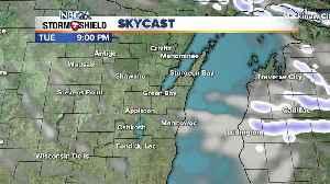 Michael Fish NBC26 Weather Forecast [Video]