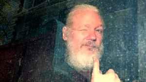 Julian Assange's health improving in prison: WikiLeaks chief [Video]