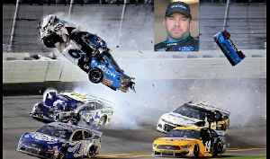 Ryan Newman hospitalized in serious condition after terrifying crash at Daytona 500 [Video]