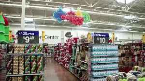 Walmart sees online sales growth slowing [Video]