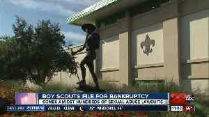 Boy Scouts file for bankruptcy [Video]
