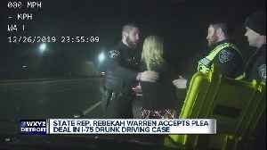 State lawmaker Rebekah Warren pleads guilty to reduced charge in I-75 drunk driving case [Video]