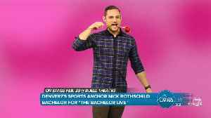 The Bachelor Live - LiveNation.com [Video]