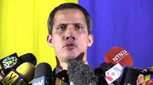 Guaidó dice que las sanciones de EE.UU. a Rosneft no son espontáneas