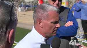 Royals GM Dayton Moore says this year's team has 'something to prove' [Video]