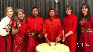 Tulsa Teacher Returns From China [Video]