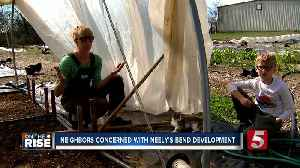Residents concerned with Neely's Bend development [Video]