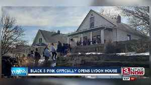 Black & Pink officially opens Lydon House [Video]