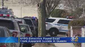 NYPD Detective Found Dead In Apparent Suicide [Video]