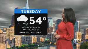Philadelphia Weather: Tracking Rain For Tuesday [Video]