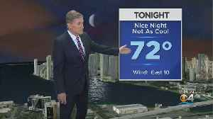 CBSMiami.com Weather 02-17-20 11PM [Video]