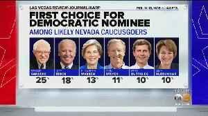 5 Democratic Candidates Poised For Vegas Debate Ahead Of Nevada Caucuses [Video]
