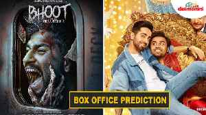 Shubh Mangal Zyada Savdhan And Bhoot Box Office Prediction | #TutejaTalks [Video]