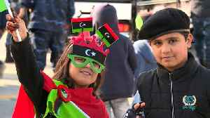 Libyans mark 9 years since start of uprising that removed Gaddafi [Video]