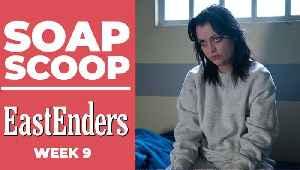 EastEnders Soap Scoop! Whitney is locked up [Video]