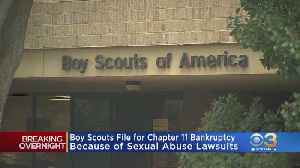 Boy Scouts Of America Files For Bankruptcy Amid Hundreds Of Sexual Abuse Lawsuits [Video]
