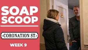 Coronation Street Soap Scoop! Ray blackmails Abi [Video]